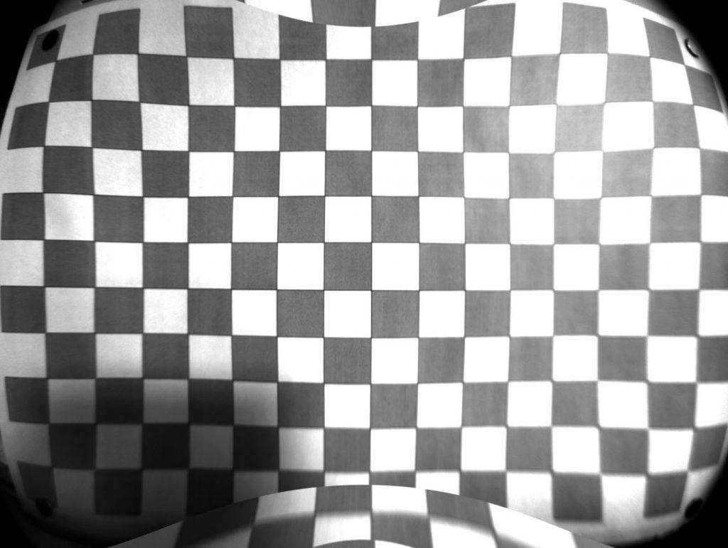 Коррекция дисторсии изображения в программе Altami Studio