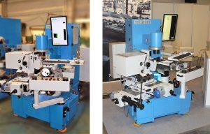 Оптический профилешлифовальный станок с использованием современной оптоэлектронной системы