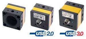 USB 2.0 и USB 3.0 камеры VisioSens VFU