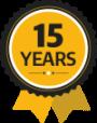 Более 15 лет опыта